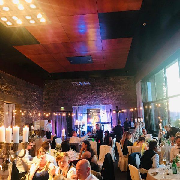 Dinnerbegleitung Hochzeit in Bonn